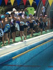 水泳大会2019